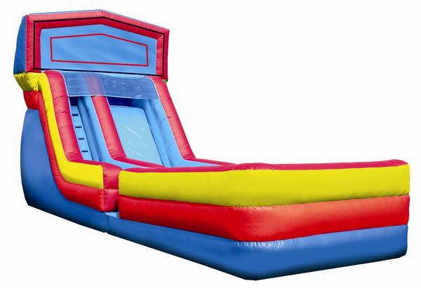 18′ Modular Water Slide