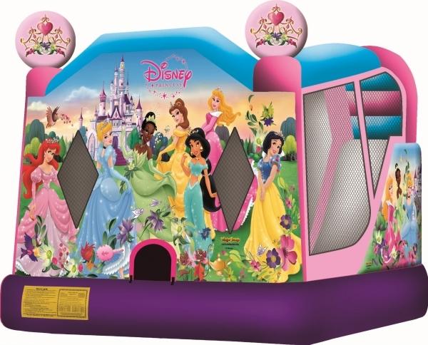 Disney Princess Bounce House Combo
