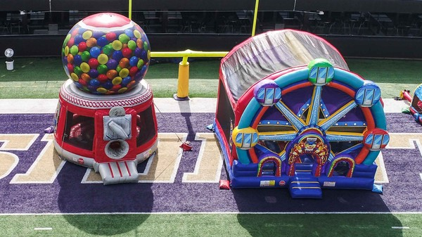 Gumball Bounce House
